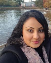 Indi Kaur. MSc. UKCP Integrative Psychotherapist
