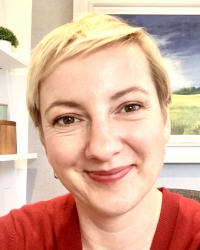 Kasia Cole MBACP, MScPsych, MSc - Psychotherapy & Relationship Counselling