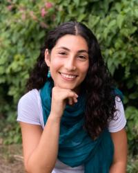 Leila Ghaddar- Creative Holistic Psychotherapist. HCPC accredited.