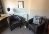 My counselling room<br />Calm, relaxing and safe.
