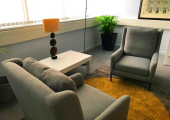 My counselling suite<br />The space we meet in