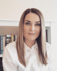 Counsellor Ieva Jansaviciute MBPsS MBACP (*online therapy available*)