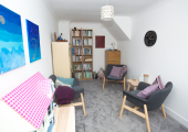 My Counselling Room (pre-covid)