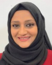 Shazna Hamid (MBACP, PGDip and BSc).