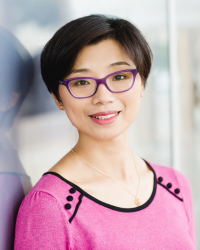 Yingli Wang- Bilingual Self-Esteem Counselling (MBACP, PGDIP)