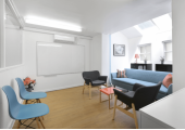 Canada Water Therapy Room<br />Therapy London - SE16 - Canada Water CBT