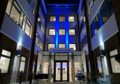 Longcroft House - Therapy Liverpool Street<br />Front of Location - Liverpool Street Therapy London