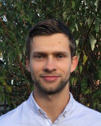 Jakub Grzegrzolka, Psychotherapist, BABCP Accred, BSc (Hons), PgCert, PgDip, MSc
