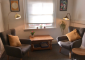 Romsey counselling room