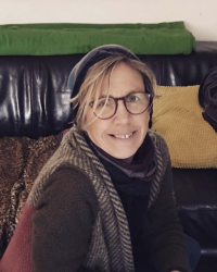 Jess Skelton Integrative Psychotherapist MA UKCP