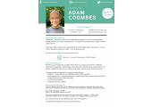 Adam Coombes - Counsellor -Therapeutic Profile