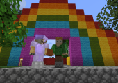 Counselling using Minecraft