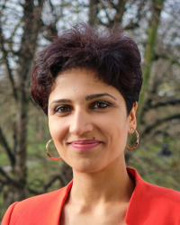 Faezeh Leela Emadi- MBACP- Integrative, Humanistic
