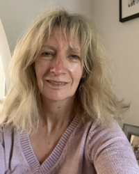 Gill Syred BSc (hons) Dip counselling Dip supervision MBACP