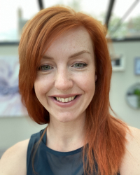 Lucy Bamford-Leggett Psychotherapist specialising in anxiety and depression.