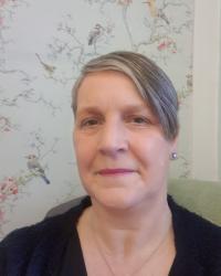 Susan Warburton Dip PC Counselling, Dip CBT, Dip Pet Bereavement, MBACP (reg)