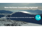 Item 3<br />New Horizons Counselling Highland