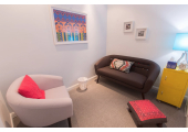 AASHNA Counselling & Psychotherapy North Finchley N12<br />One of the bright, airy and modern rooms at AASHNA