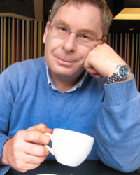 Dr Damian Stoupe (MNCS Acc) - the fun counsellor