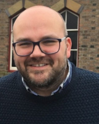 James Atkins BSc (Hons) Integrative Psychotherapeutic Counsellor, UKCP Reg.