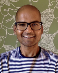 Sundraj Sreenivasan, MBACP. Counselling in East London