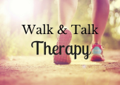 Walk and Talk Therapy Service Available