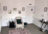Your therapy room at Lanark