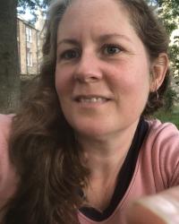 Lorna Brown MaHons, PGCE, C dip