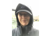 Wet weather walk<br />Ready to 'Walk and Talk' whatever the weather!