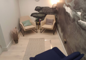 London Bridge therapy room setting