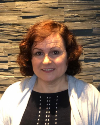 Edina Fejzic MA BACP accredited Counsellor/Psychotherapist
