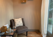 Picture of garden therapy room