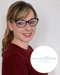 Joanne Glover Person-centred Counsellor for ages 5+ FdSC MBACP