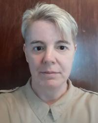 Dr Jen Robertson
