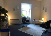 The Counselling Space - therapy room 1