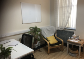 Therapy room photos