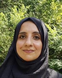Rabina Khaliq    MSc., UKCP, MBACP