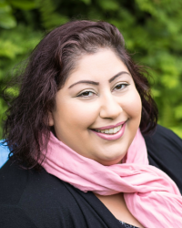 Priya Burton MBACP, Trauma Psychotherapist & Campaigner for Teachers