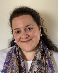 Elli Kimpouropoulou, Registered Counsellor MBPsS MBACP