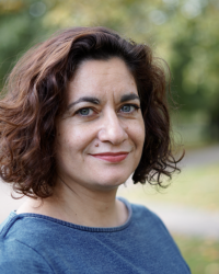 Angela Ruotolo    Online and In-Person Counsellor in NW London   