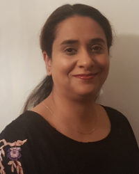 Abeda Aswat - Integrative Counsellor & Psychotherapist (MBACP)