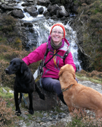 Fiona Spencer, Counselling Psychologist