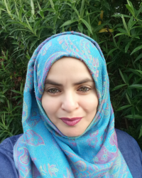 Samreen Quraishi MSc MBACP Registered Member ONLINE appointments available