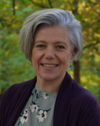 Sally Wright (PGDip Counselling and Psychotherapy, MBACP)