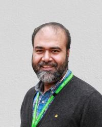 Sabbir Ahmed BA Hons, MA, UKCP