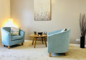 Martyn Pars Cheltenham Therapy Room