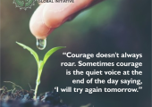 #Courageous #Strength #Hope #Therapy #Mentalhealth #YPGI