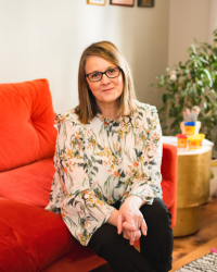 Tamsin Allsebrook - Child & Adolescent Psychological Therapist- MA, BACP, PgDip,