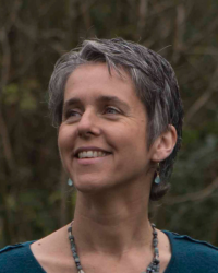 Ali Rabjohns BACP, Transpersonal Arts Counsellor and Shamanic Practitioner