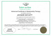 Advanced Certificate in Relationship Therapy
